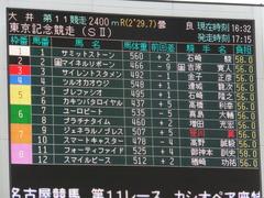 20140915 大井11R 東京記念 ユーロビート 01