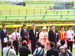 20150607 東京11R 安田記念(G1) モーリス 24