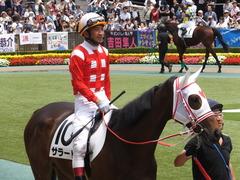 20170611 東京6R 2歳牝馬メイクデビュー サラート 15