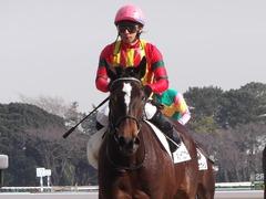 20130113 中山6R 3歳メイクデビュー メリーウェザー