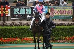 20191123 東京3R 2歳未勝利 ミスミルドレッド 11