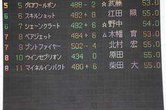 20191110 東京4R 2歳未勝利 プントファイヤー 01