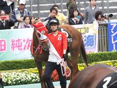 20151010 東京9R 山中湖特別 レーヌドブリエ 08