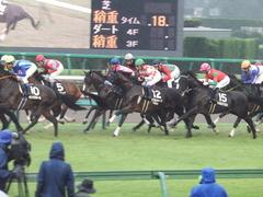 20180929 中山10R 習志野特別(1000) ダブルシャープ 12