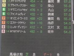20170624 函館10R 湯川特別(500) ホウオウドリーム 02