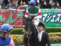 20161027 東京3R 2歳未勝利 パリンジェネシス 12