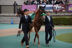 20200215 東京11R クイーンC(G3) 3歳牝馬OP ホウオウピースフル 10