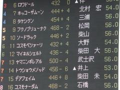 20140531 東京4R コスモベツァーリ 01