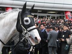 20151227 中山10R 有馬記念(G1) ゴールドシップ 05