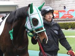 20160130 東京3R 3歳未勝利 カズノメガミ 10