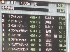 20190427 東京9R 秩父特別(1000) アドマイヤシナイ 01
