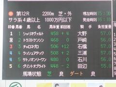 20190113 中山12R (1000) ラッシュアタック 01
