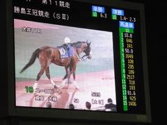 20141127 大井11R 勝島王冠(S3) ユーロビート 01