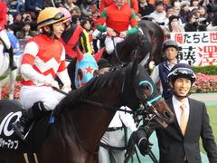 20151129 東京9R オリエンタル賞 トレジャーマップ 11
