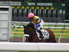 20180616 東京6R 3歳未勝利 ロジスカーレット 23