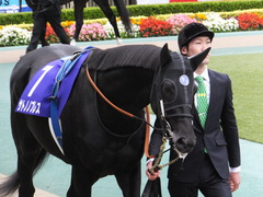 20161030 東京11R 天皇賞・秋(G1) サトノノブレス 11