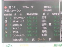 20190922 中山8R 芙蓉S 2歳OP ルトロヴァイユ 01
