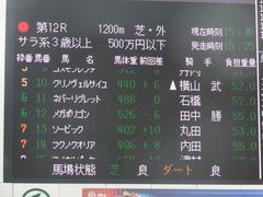 20170909 中山12R 3歳上500万下 メガポリゴン 01
