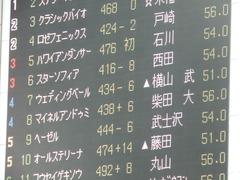 20180526 東京3R 3歳未勝利 ウェディングベール 01