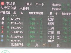 20180414 中山2R 3歳未勝利 アイコンタクト 01