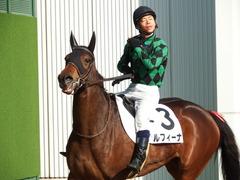 20171216 中山2R 2歳牝馬未勝利 ルフィーナ 15