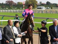 20161120 東京8R (1000) ノーモアゲーム 21
