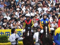 20160529 東京12R 目黒記念(G2) リヤンドファミユ 11