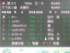 20190331 中山3R 3歳未勝利 ショウナンサジン 01