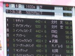 20170521 東京6R 3歳500万下 ブリラーレ 01