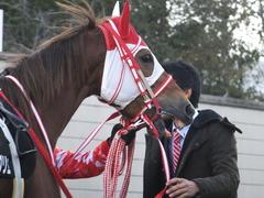 20170114 京都10R 北大路特別 4歳上牝馬1000万下 レーヌドブリエ 14