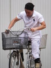 20160917 中山競馬場 リサ・オールプレス騎手 2