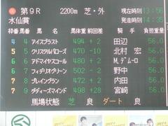 20190223 中山9R 水仙賞 3歳500万下 アドマイヤスコール 01