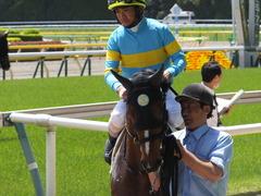 20170506 東京5R 3歳牝馬500万下 ビルズトレジャー 17