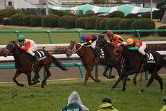 20200118 中山9R 菜の花賞 3歳牝馬1勝クラス シホノレジーナ 20