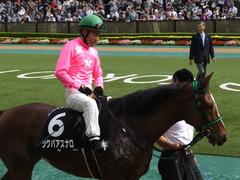 20161008 東京9R 山中湖特別(牝1000) ツクバアスナロ 13