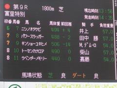 20170226 中山9R 富里特別4上(500) トーセンカナロア 01