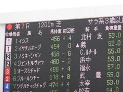 20150920 阪神7R 3歳上500万下 イサチルホープ 01