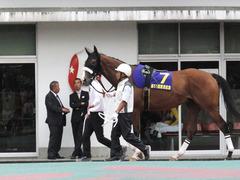 20140915 大井11R 東京記念 ユーロビート 10