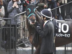 20151129 東京9R オリエンタル賞 トレジャーマップ 06
