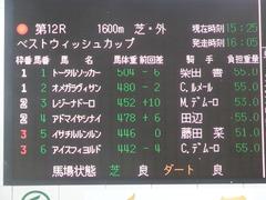 20181228 中山12R (1000) アドマイヤシナイ 01