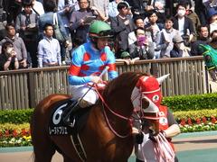 20170429 東京9R 秩父特別(1000) レーヌドブリエ 20
