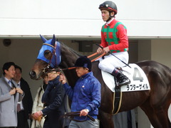 20180318 中山1R 3歳牝馬未勝利 ラプターゲイル 13