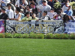 20140504 京都11R 天皇賞春 ゴールドシップ 01