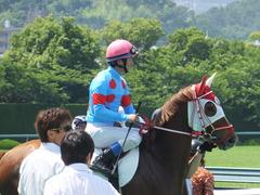 20160618 阪神8R 3歳上牝馬500万下 レーヌドブリエ 22