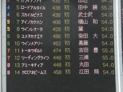 20141012 東京4R ウインメアリー 01