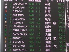 20161001 中山10R 習志野特別 アッシュゴールド 01