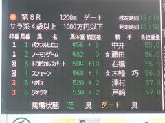 20190113 中山8R (1000) ノーモアゲーム 01