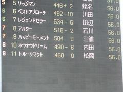 20180505 東京10R メトロポリタンS(OP) ホウオウドリーム 02