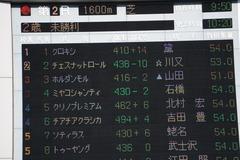 20191110 東京2R 2歳牝馬未勝利 ミヤコシャンティ 01
