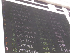 20151129 東京10R ウェルカムS アッシュゴールド 01